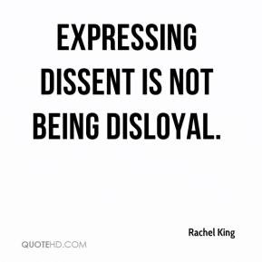 Disloyal Quotes