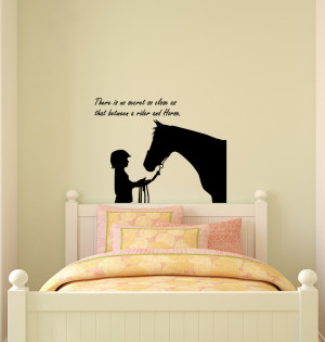Funny Horse Jumping Quotes Horse decal-horse quote