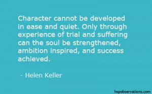 Quote About Trials And Tribulations