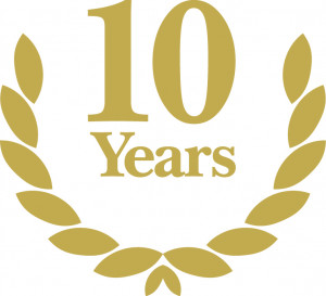 Today 21.04.2014 we are glad to celebrate our 10 th YEAR ANNIVERSARY