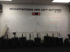Crossfit Quotes For Women Quotes on the wall, too.