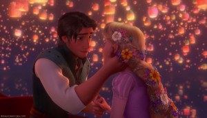 Disney Princess Tangled Movie Screencaps