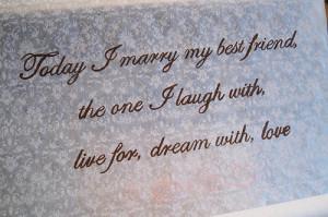 My Best Friend s wedding Quote, LadyDance   Bloguez.com