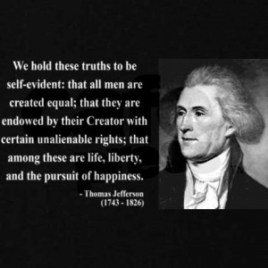 Thomas Jefferson Famous Quotes