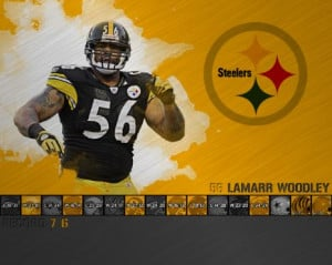 Lamarr Woodley Getting Some