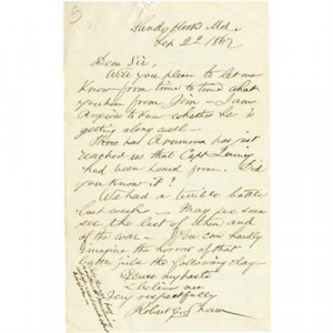 robert gould shaw letters col robert gould shaw quotes quotesgram 2568