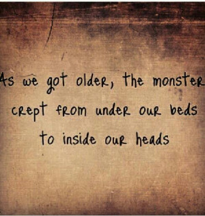 Weirdly true