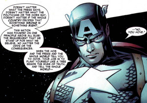 The Avenger's Speak in Sacrament, Hear What They Have to Say