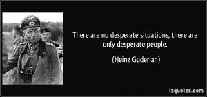 More Heinz Guderian Quotes