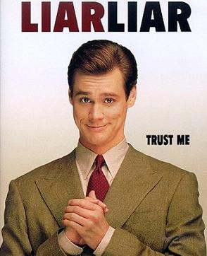Jim Carrey in Liar Liar