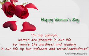 10 Incomparable Women's Day Sayings. Texts, Cards