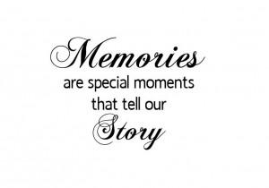 Making Memories...