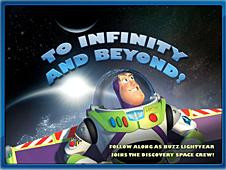 is your favorite movie quote? To infinity and beyond! Buzz Lightyear ...