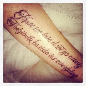 ... Quotes, Memories Tatto, Tattoo Form Eek, Tattoos 3, Tattoos Piercing