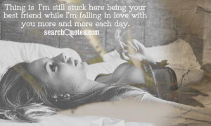 In Love with Your Best Friend Quotes