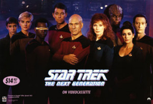 Star Trek Next Generation:First Episode-Encounter at Fairpoint