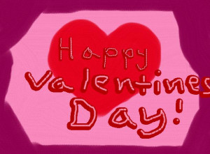 Valentine's Day, lover's day, hearts day