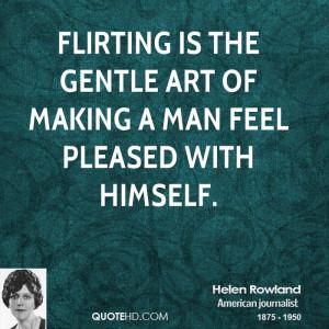 Helen Rowland Art Quotes