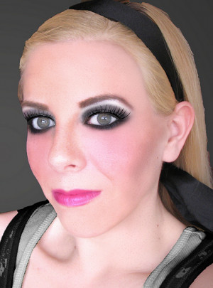 How Much Makeup Is Too Much?