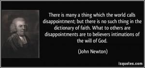 More John Newton Quotes