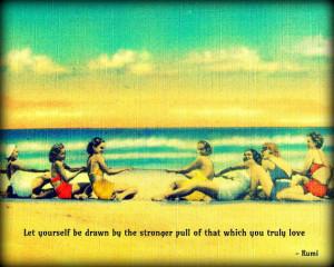Etsy - Vintage Beach Quotes