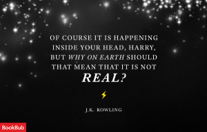 Rowling proved she has no qualms about it. The Harry Potter ...