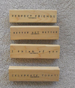 STAMPIN-UP-Simple-Sayings-Stamps-Friend-Get-Well-Think-of-You ...