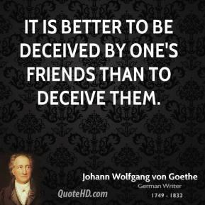 Deceive Quotes