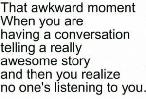 Awkward Moment Funny Quote For...