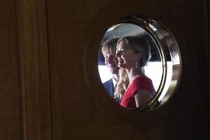 Gabriel Mann ed Emily VanCamp nell'episodio Destiny della seconda ...
