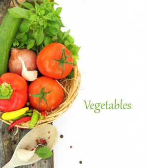 Fresh Mixed Vegetables Photo