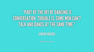 Dancing for Joy Quotes