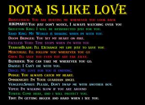 Dota Quotes About Love. QuotesGram