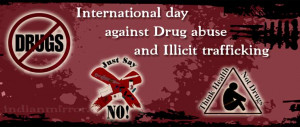 Calendar > International Drug Abuse Day > Drug Abuse Day Quotes