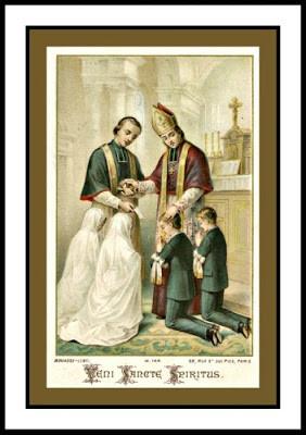 Sacrament of Confirmation...February 9