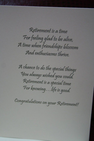 Retirement, quotes, sayings, positive, congratulations
