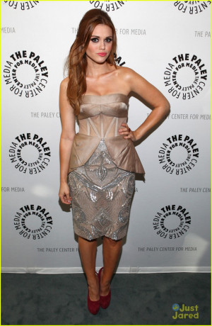 Holland Roden Quotes