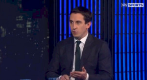 Gary Neville will never try to get a fellow professional pundit sent ...
