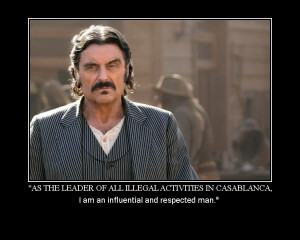 Deadwood Quotes Posted image