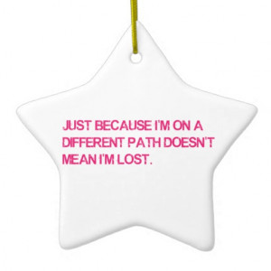 inspirational quotes christmas tree ornaments