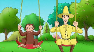 Curious George Wallpaper (9)