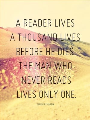 Share your favorite literary quote!