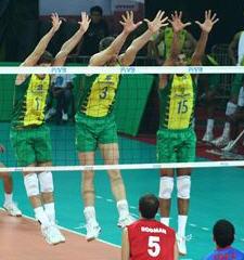 Volleyball Blocking Drills