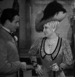 Mae West Quote of the Month: No Evidence