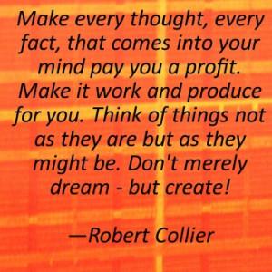 Robert Collier Quote