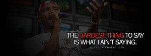 ... to get this the hardest thing to say frank ocean facebook cover photo