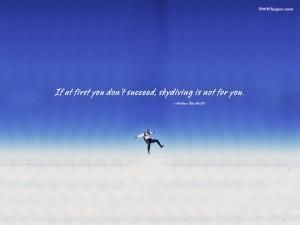 Skydiving Wallpaper 1152x864 Skydiving