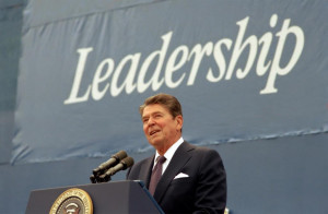 thank God forRonald Reagan and am indebted to him as one of the ...