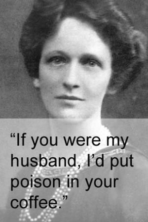 ... Nancy Astor:   17 Times Winston Churchill Proved He's The Prime