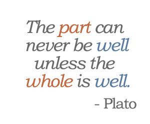 Plato Quote About Health